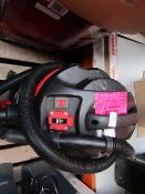 Clarke vac King vacuum, This lot is a Machine Mart product which is raw and completely unchecked and