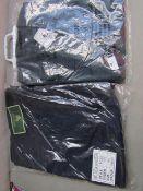 BLACK KNIGHT SET - 1x Black Knight - Navy Jacket - Size XL - Unused & Packaged. 1x Black Knight -