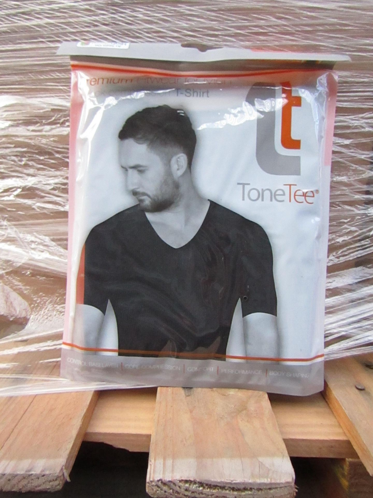 | 12x | BOXES EACH CONTAINING APPROX 48 TONE TEES T SHIRTS/ VESTS (APPROX 576 IN TOTAL), ALL NEW,