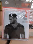   12x   BOXES EACH CONTAINING APPROX 48 TONE TEES T SHIRTS/ VESTS (APPROX 576 IN TOTAL), ALL NEW,