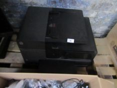 HP OfficeJet Pro 8620 multi-functional printer, tested working.