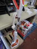 Vaporetto Polti steam mop, powers on but not tested all functions.