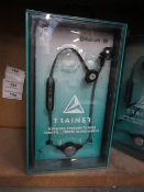 Trainer, Wireless, Bluetooth Earphones, New and Packaged