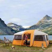 Core Equipment - 12 Person Straight Wall Cabin Tent - RRP £259.99 @ Costco Unchecked & In Portable