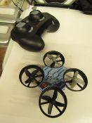 Voyage - Mini Drone - Untested & In Non Original Packaging.