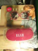 Elle - Sunglasses (Girls) Pink - Size Medium - Unused & Packaged.