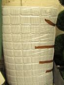 Dormeo - Memory Plus Kingsize Mattress - Has Been Used, However Is In Good Condition.