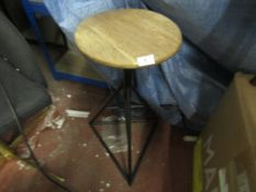 | 1X | SWOON INDUSTRIAL DESIGN STOOL | LOOKS UNUSED (NO GUARANTEE) | RRP CIRCA - |