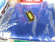 Vizwear - Actionline Royal Blue Trousers - Size 34R - Unused & Packaged.