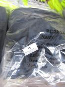 BLACK KNIGHT SET - 1x Black Knight - Navy Jacket - Size XL - Unused & Packaged. 1x Black Knight -