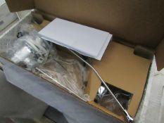 Roca MonoJet basin mixer, new and boxed.