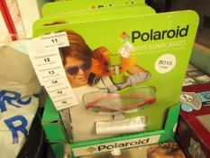 Polaroid - Sunglasses (Boys) Red - Size Medium - New & Packaged.