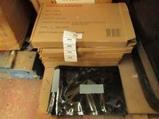 1x box of 100 Purple PK100 Foil Pocket Envelopes - New & Boxed