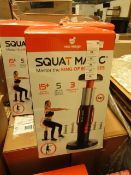 | 1X | NEW IMAGE SQUAT MAGIC | UNCHECKED AND BOXED | NO ONLINE RE-SALE | SKU C5060191467513 | RRP £