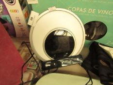 La Crosse Tech - Bedside Alarm Clock / Night Light - Untested & Used Condition.