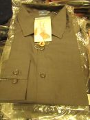 1 x One True Saxon Mens Grey Long Sleeve Shirt size XL new with tag