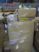 | 1X | PALLET OF MADE.COM FAULTY/MISSING PARTS CUSTOMER RETURNS | CUSTOMER RETURNS |please note all