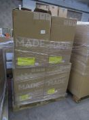 | 1X | PALLET OF RAW CUSTOMER RETURNS MADE.COM STOCK UNMANIFESTED, WE HAVE NO IDEA WHAT IS ON THIS