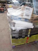 | 1X | PALLET OF UNMANIFEST RAW CUSTOMER RETURN ELECTRICALS AND POSSIBLY AIRBEDS (ALTHOUGH NOT
