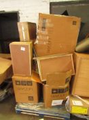 | 1x | PALLET OF SWOON BER FURNITURE | UNCHECKED |
