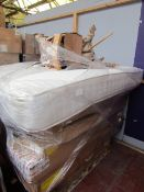 | 1x | PALLET OF COMPLETELY RAW MADE.COM RETURNS THE MANIFEST IS BELOW, PLEASE NOTE THE MANIFEST MAY