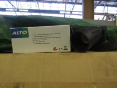 4x Alto - IP44 Wall Port - Unchecked & Boxed.