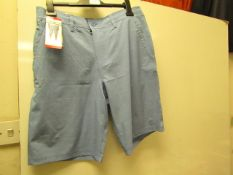 1 x Hang Ten Mens Hybrid Shorts size 34W new with tag