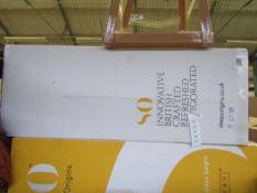   1X   SLEEP ORIGINS SUPER KING SIZE 15CM DEEP MATTRESS   NEW AND BOXED  NO ONLINE RESALE   RRP £599