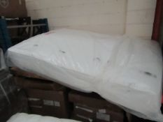 Simply Bensons kingsize mattress, ex-display so may contain a few a marks etc.