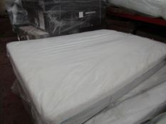 Slumberland kingsize mattress, ex-display so may contain a few a marks etc.