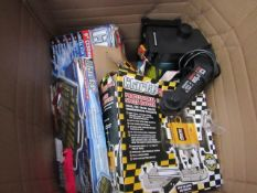 1x BOX OF VARIOUS TOOLS 2 NCE This lot is a Machine Mart product which is raw and completely