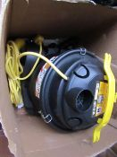 1 V-Tuf M class Vacuum. This lot is a Machine Mart product which is raw and completely unchecked and