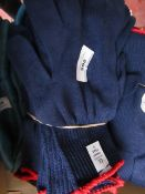 Approx 12 Pairs of Polyco Thermit knitted gloves, new