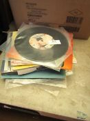 Approx 10x Record Disks - All Unchecked & Packaged