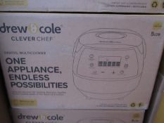 | 7X | DREW & COLE CLEVERCHEF | UNCHECKED AND BOXED | NO ONLINE RE-SALE | SKU C5060541511682 |