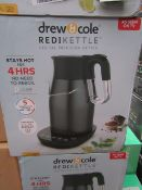 | 7X | DREW AND COLE REDI KETTLE | UNCHECKED AND BOXED | NO ONLINE RESALE | SKU C5060541513587 | RRP