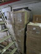 A Pallet of approx 512 Bird Themed water features, all look unused.
