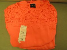 B.YOU Ladies Top Size 8-10 New