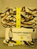 Hilary Radley Ladies Blouse Size S New & Packaged