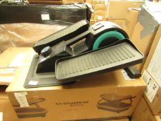 |1x | CUBII UNDER DESK ELLITICAL WORK OUT | NO ONLINE RESALE | LOOK TO BE WORKING AS INTENDED &