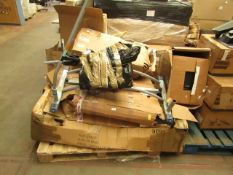 | 1x | PALLET OF APPROX 5+ HIGH STREET HOME FITNESS | ITEMS ARE IN NON ORIGINAL PACKAGING/BOXES &
