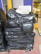 A Pallet, approx 5ft to 6ft tall of raw customer household returns from a large online retailer,