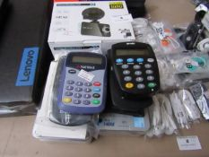 7x Various card readers, all unchecked.