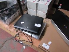 2x Various DVD players, both unchecked.