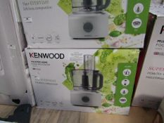 Kenwood MultiPro Home food processor, tested working and boxed. | Please note, we have only tested