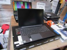 """Lenovo 15.6"""" Yoga 7 Series Slim laptop, no power and boxed with charger. RRP £749.99 