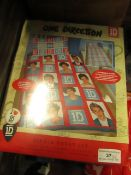 6x One Direction - Single Duvet Set - New & Packaged.