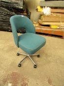 | 1X | MADE.COM LLOYD OFFICE CHAIR | IT?S A BIT DUSTY BUT IN GOOD CONDITION | RRP œ179 |
