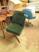 | 1X | MADE.COM MARGOT OFFICE CHAIR | IT?S A BIT DUSTY BUT IN GOOD CONDITION | RRP œ199 |