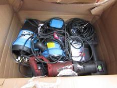 1x CL PUMP PSP105 230V 1x CL PUMP CSE400A 230V 1x CL NAILR CONSN18LiC 1x CL ROUT CR4 230V 200 1x